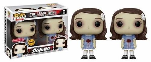 Funko Pop! Movies The Grady Twins (CHASE) Stock
