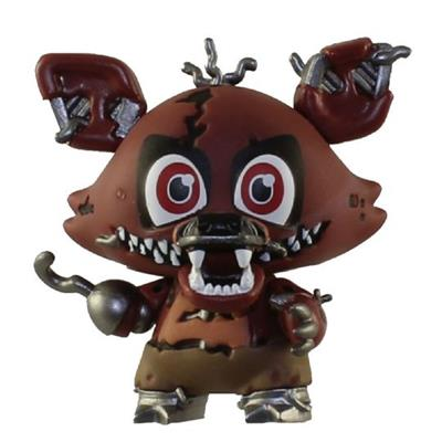 Mystery Minis Five Nights at Freddy's Series 2 Nightmare Foxy  Stock