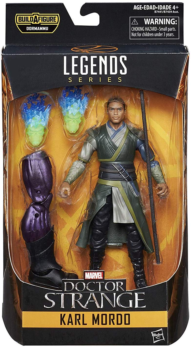 Marvel Legends Dormammu Series Karl Mordo