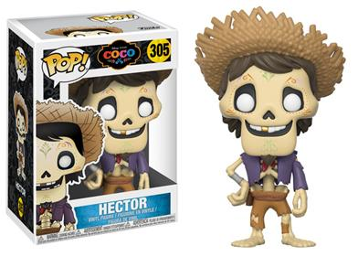 Funko Pop! Disney Hector Stock