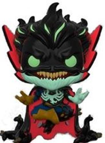 Funko Pop! Marvel Venomized Doctor Strange (GITD)