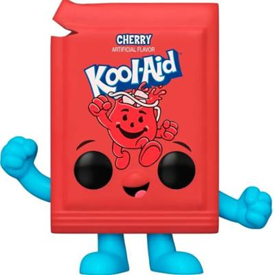 Funko Pop! Ad Icons Kool-Aid Packet (Cherry)
