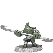 Skylanders Imaginators STEEL PLATED HOOD SICKLE
