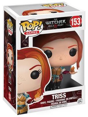 Funko Pop! Games Triss Stock
