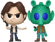 Vynl All Han Solo + Greedo