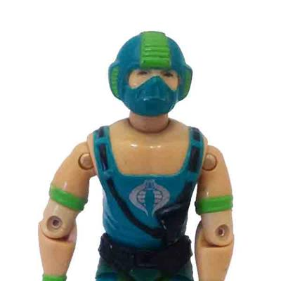 GI Joe 1984 Copper Head (Green Gloves)