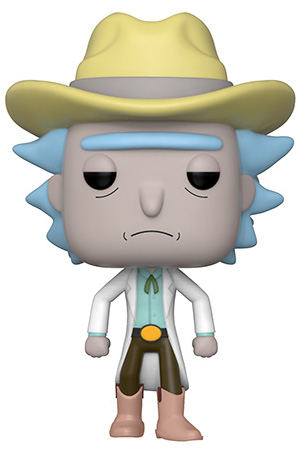 Funko Pop! Animation Rick (Western)