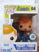 Funko Pop! Freddy Funko Flavor Flav (Metallic)