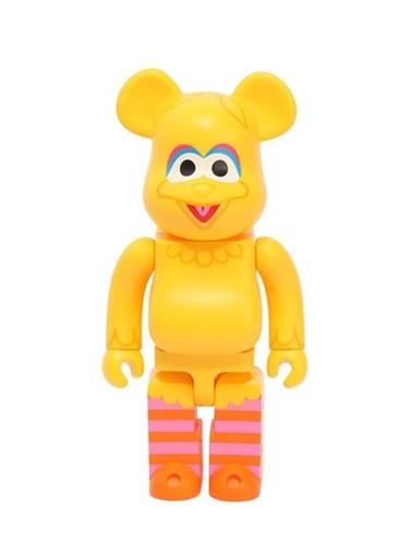 Be@rbrick Sesame Street Big Bird 1000%