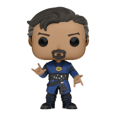 Funko Pop! Marvel Doctor Strange (No Cloak)