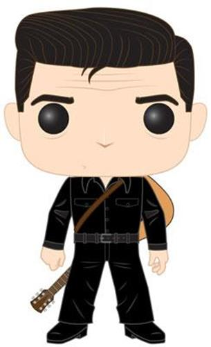 Funko Pop! Rocks Johnny Cash (Black)