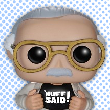 Funko Pop! Stan Lee