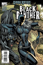 Marvel Comics Black Panther (2008 - 2010)
