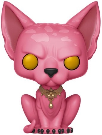 Funko Pop! Comics Lying Cat (Pink)