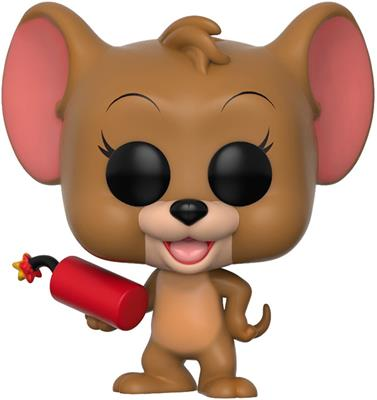 Funko Pop! Animation Jerry (w/ Dynamite) Icon
