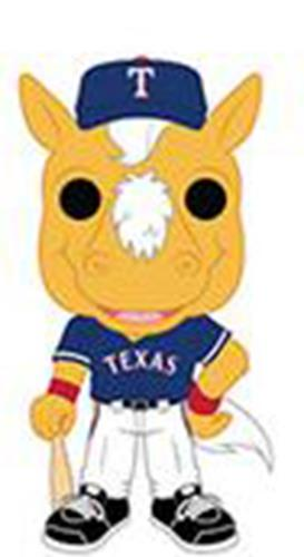 Funko Pop! MLB Texas Rangers Mascot Rangers Captain