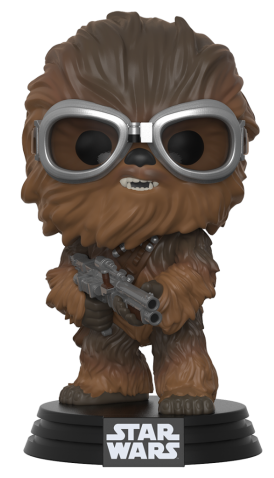 Funko Pop! Star Wars Chewbacca (Solo)