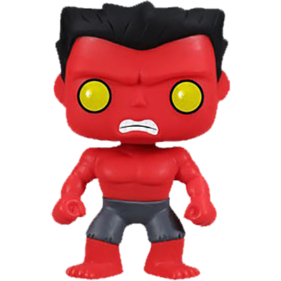 Funko Pop! Marvel Hulk (Red)