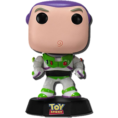 Funko Pop! Disney Buzz Lightyear (Bobble Head)