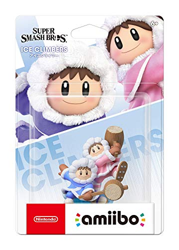 Amiibo Super Smash Bros. Ice Climbers Stock