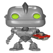Funko Pop! Movies Iron Giant (with Car)