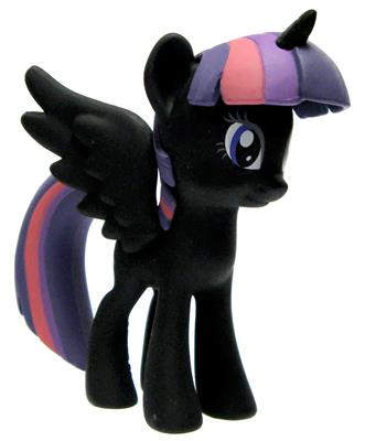 Mystery Minis My Little Pony Series 2 Twilight Sparkle (Black)