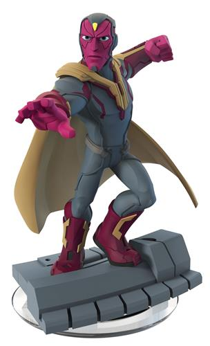Disney Infinity Figures Marvel Comics Vision