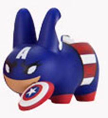 Kid Robot Marvel Labbits Series 2 Captain America
