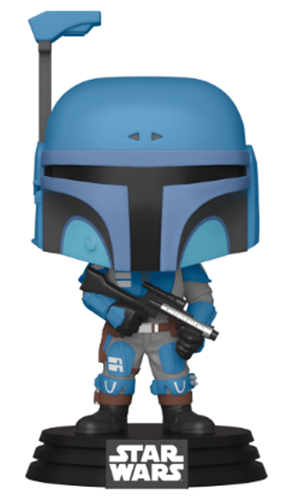 Funko Pop! Star Wars Death Watch Mandalorian (Two Stripes)