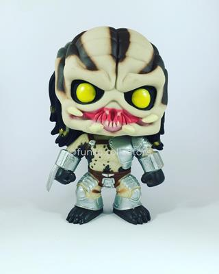 Funko Pop! Movies Predator funko.collectors on instagram.com