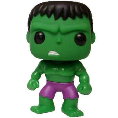 Funko Pop! Marvel The Hulk