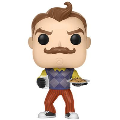 Funko Pop! Games The Neighbor (milk & cookies)