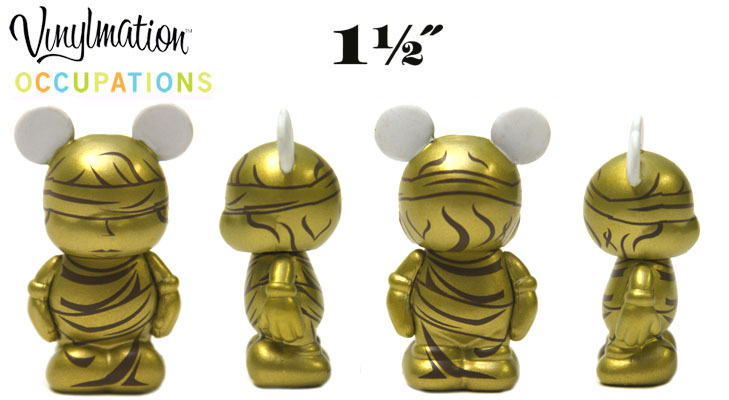 Vinylmation Open And Misc Occupations Jr. Justice