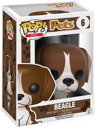 Funko Pop! Pets Beagle Stock