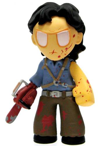 Mystery Minis Horror Series 1 Bloody Ash  Stock
