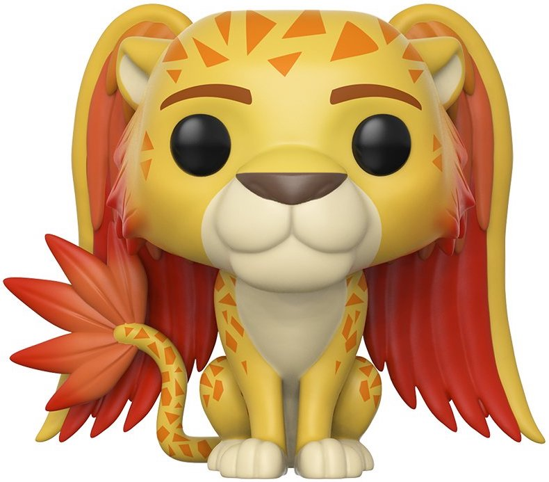 Funko Pop! Disney Migs Icon