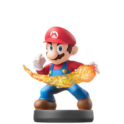 Amiibo Super Smash Bros. Mario Icon