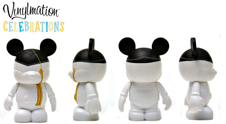 Vinylmation Open And Misc Celebrations The Graduate