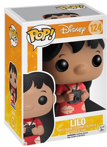 Funko Pop! Disney Lilo Stock