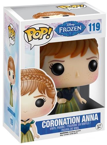 Funko Pop! Disney Anna (Coronation) Stock