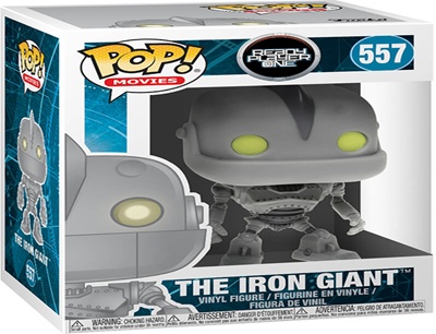 Funko Pop! Movies The Iron Giant (Ready Player One) Stock