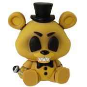 Mystery Minis Five Nights at Freddy's Series 1 Freddy (Gold)