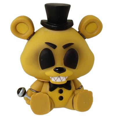 Mystery Minis Five Nights at Freddy's Series 1 Freddy (Gold) Icon
