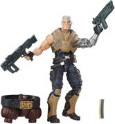 Marvel Legends Juggernaut Series Cable