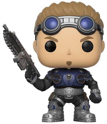 Funko Pop! Games Damon Baird