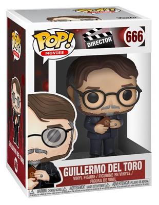 Funko Pop! Movies Guillermo del Toro Stock