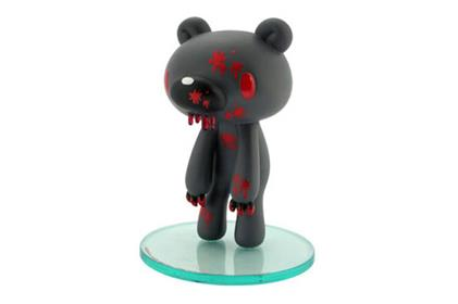 Kid Robot Gloomy Bear Bloody Black