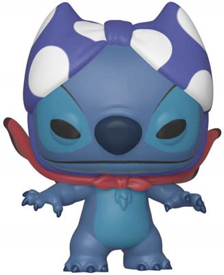 Funko Pop! Disney Stitch (Superhero)