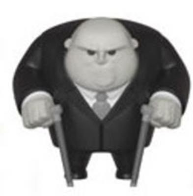 Mystery Minis Spider-man Into the Spider-Verse Kingpin