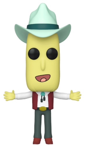 Funko Pop! Animation Mr. Poopy Butthole Auctioneer Icon Thumb